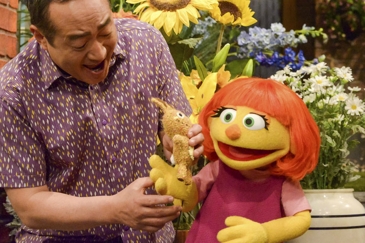 Foto: Zach Hyman/Sesame Workshop via AP