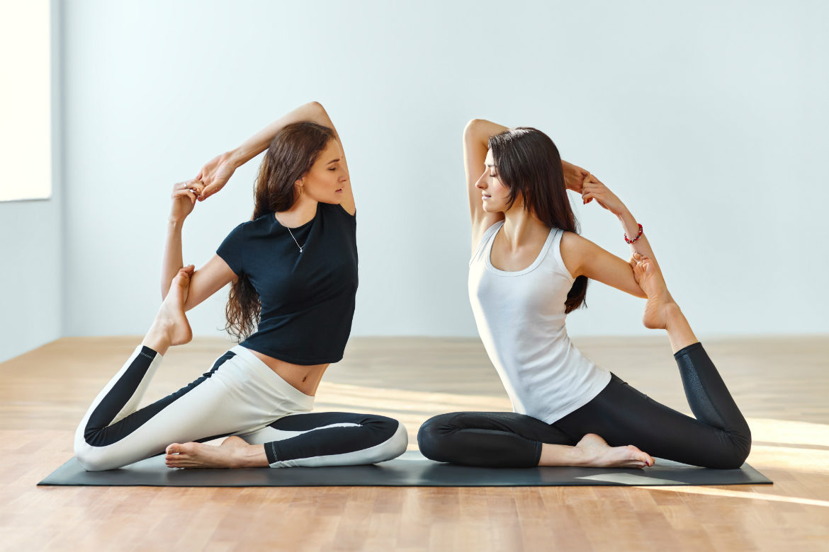 Is yoga really beneficial to mental state? 4